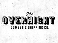 The Overnight Domestic Shipping Co.