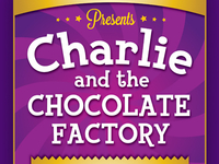 Charlie and the Chocolate Factory production poster