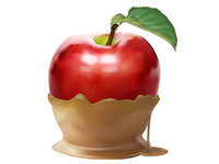 Apple Fudge Icon