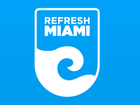 Refresh Miami Logo v3