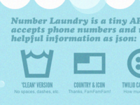Number Laundry - icons