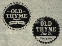 Old Thyme Soap Rejects