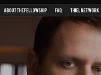 Comp for Thiel Fellowship w/ Peter Thiel