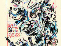 Every Time I Die - Sketches