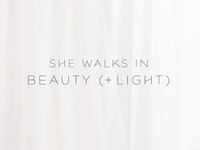 She walks 5