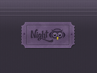 Night Owl or NightOwl Logo