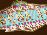 Cocoa Jo's Sticker