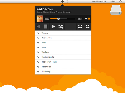 Download Grooveshark OS X app