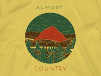 Almost Country Tee