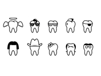 Teeth Personas