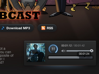 Giant Bomb Podcast Player