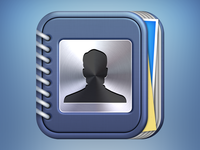 Contacts Journal Icon