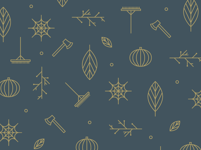 Download It's fall (Pattern Wallpaper)