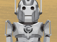 Dr. Who - Cyberman