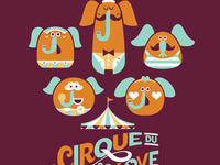 Cirque Du So Love - T-Shirt