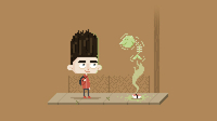 ParaNorman meets Mr. Maguro (Animated)