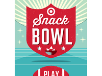 "Target ""Snack Bowl"" Mobile Game"