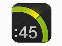 Extimer App Icon Rebound