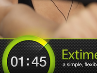 Extimer Website Logo