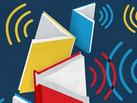 Audio Books Fighting for Attention