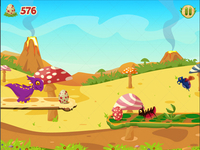 Baby dino Egg Hunt Game Graphics