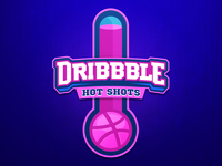 Dribbble Hot Shots