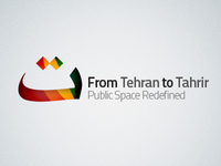 From Tehran to Tahrir Logo
