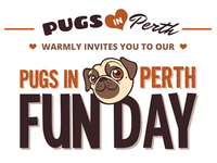 Pugs in Perth Funday banner