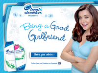 Facebook Push for Head and Shoulders