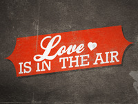 5 Words #2 - Love is in the Air