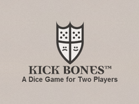 Kick Bones Logo and Title