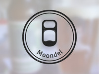 Moondel Logo Experiment