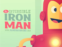 Iron Man - Illustration a Day