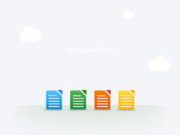 Document icons