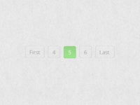 Minimalist pagination