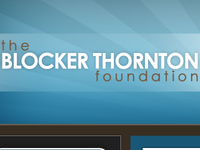 Blocker Thornton Foundation, Take two
