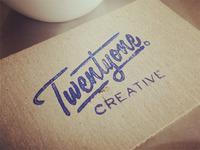 Twentyone Business Cards