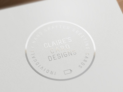 Claires-card-design