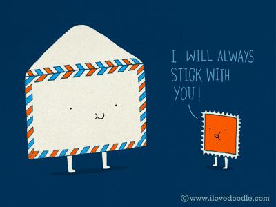 stick with u
