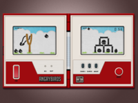 Angry Birds: Game & Watch main