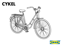 IKEA: Bicycle