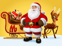 Marabou Chocolate: Christmas Campaign 2012
