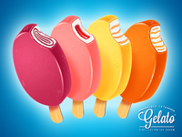 Gelato®: Fine Italian Fruit Ice Cream