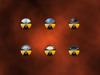 Burn Icons Finish