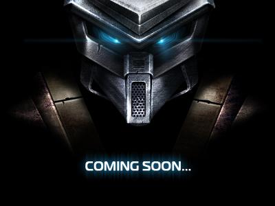 Dribbble - Robot Face by Davlikanoff Design