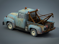 Wip F100 Wrecker Textured