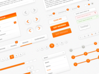 Orangeek Web Kit
