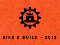 Bike and Build Logo