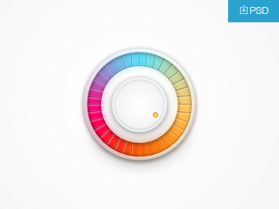 Download Rainbow Volume Knob