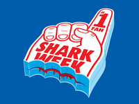 Shark Week Tshirt